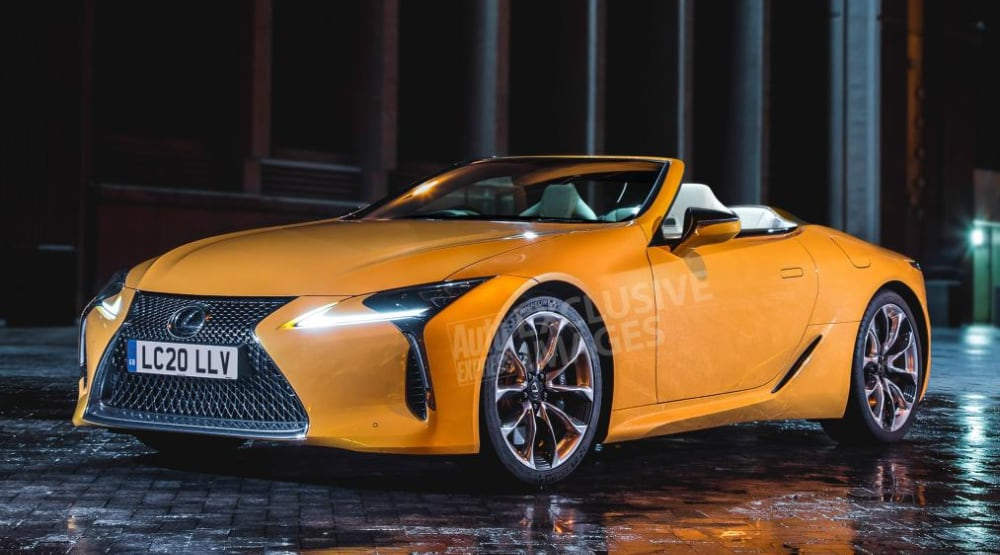 18 The Best 2020 Lexus SC Reviews