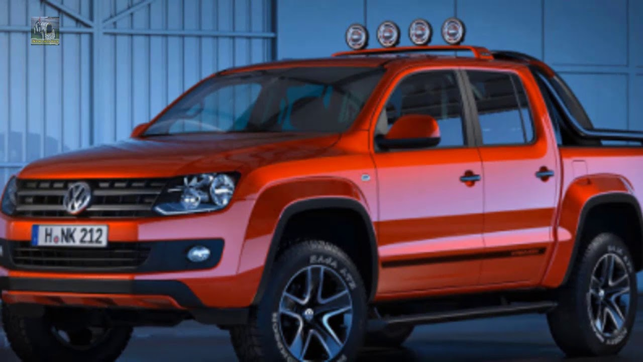 18 The Best 2020 VW Amarok Interior