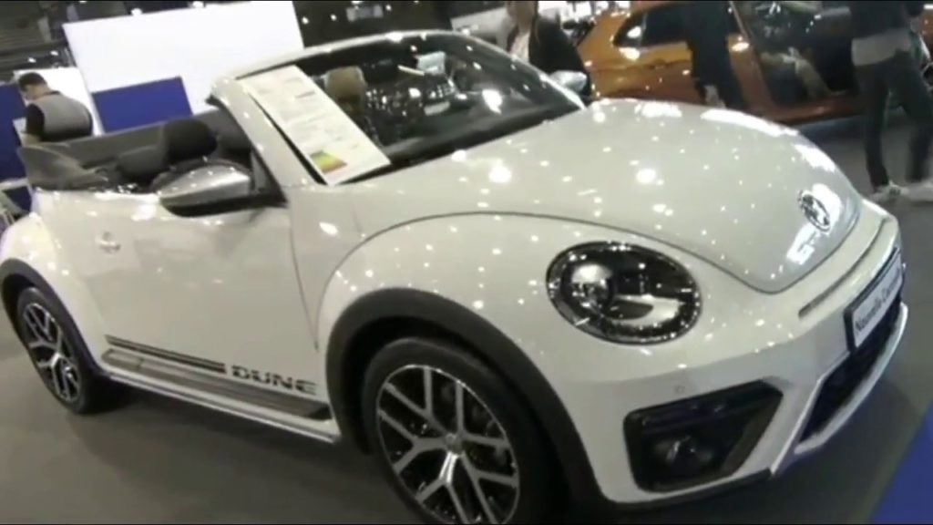 18 The Best 2020 Volkswagen Beetle Dune Interior