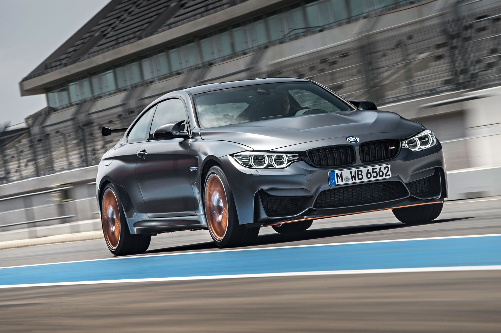 19 A 2019 BMW M4 Gts Release
