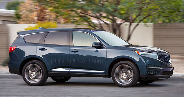 19 A 2020 Acura MDX Release Date and Concept