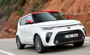 19 A 2020 All Kia Soul Awd Concept