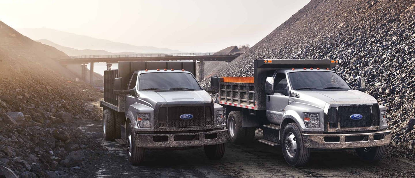 19 A 2020 Ford F 650 F 750 Performance and New Engine