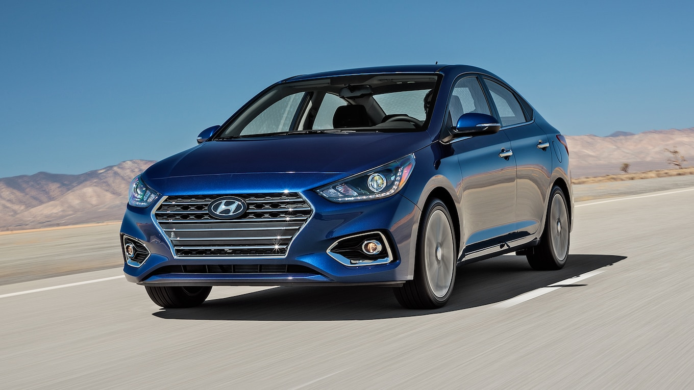 19 A 2020 Hyundai Accent Hatchback Performance and New Engine