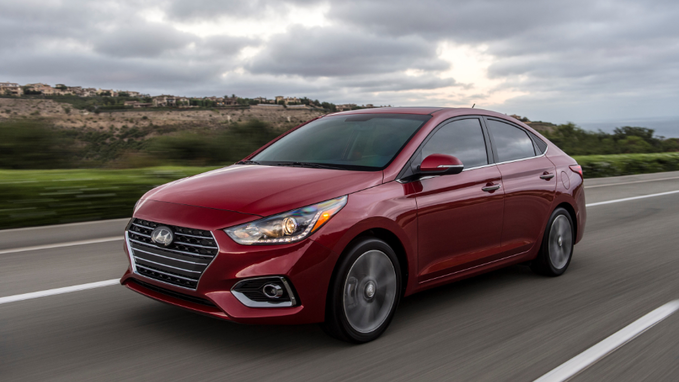 19 A 2020 Hyundai Accent Hatchback Release Date and Concept