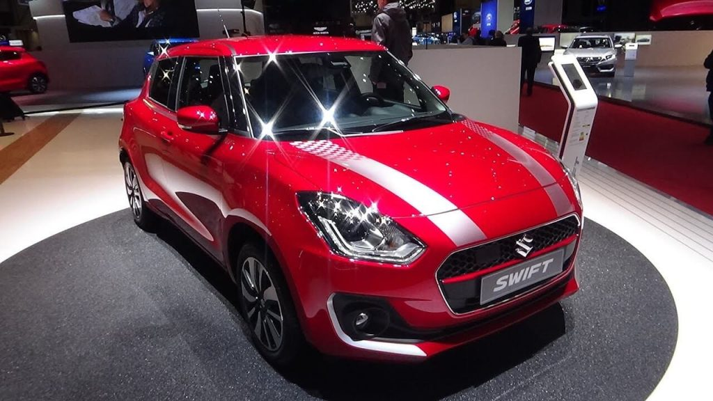 19 A 2020 Suzuki Swift Performance and New Engine