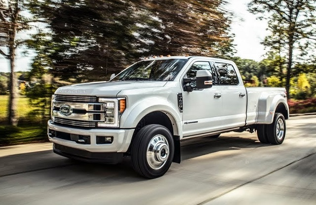 19 All New 2019 Ford F450 Super Duty Photos