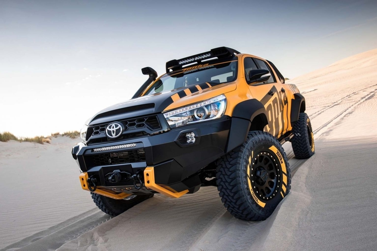 19 All New 2019 Toyota Hilux Spy Shots Redesign and Review
