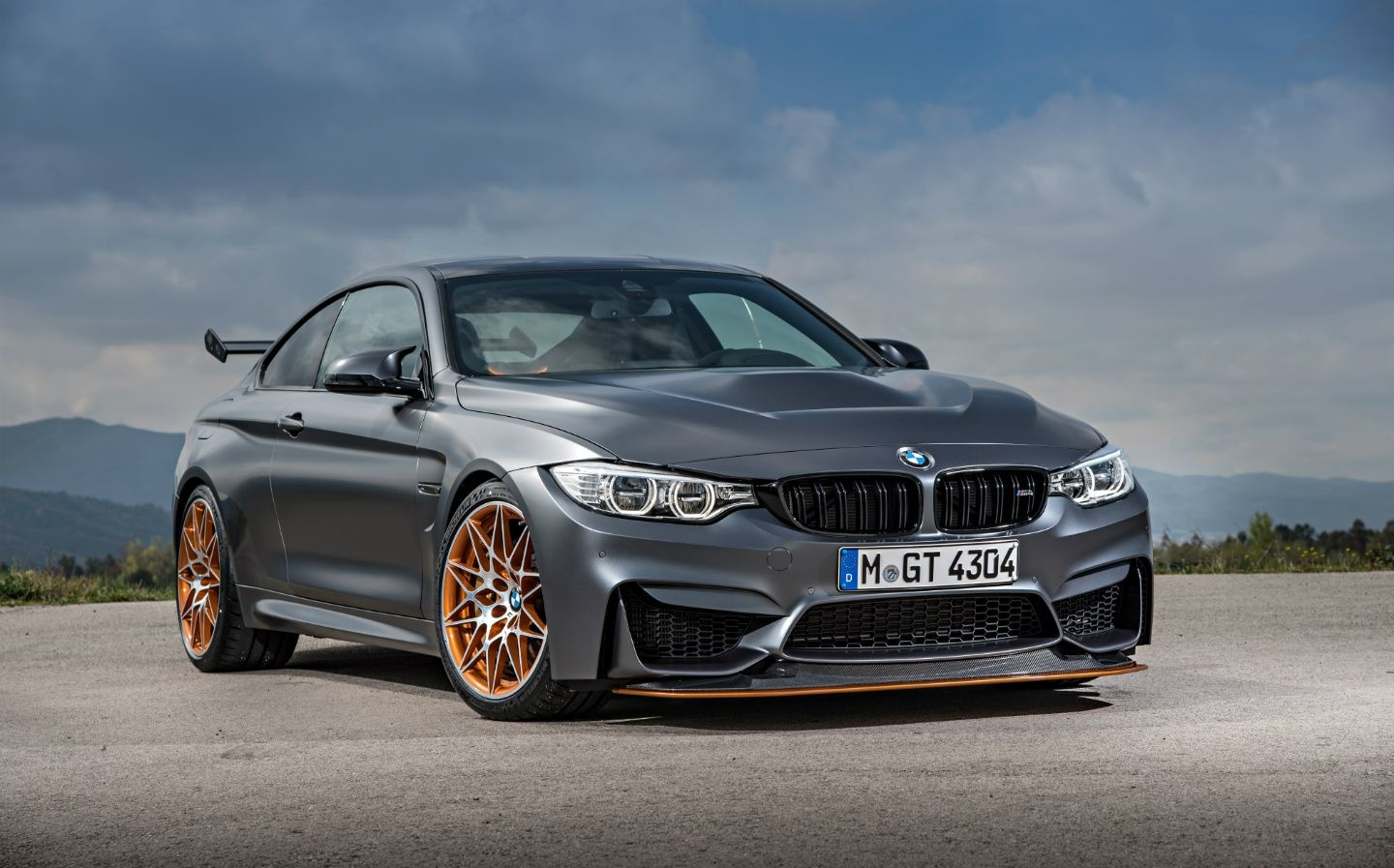 19 All New 2020 BMW M4 Gts Wallpaper