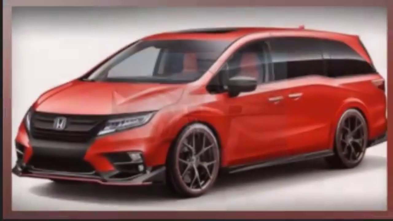 2020 Odyssey Review.Complete Car Info For 19 All New 2020 Honda Odyssey