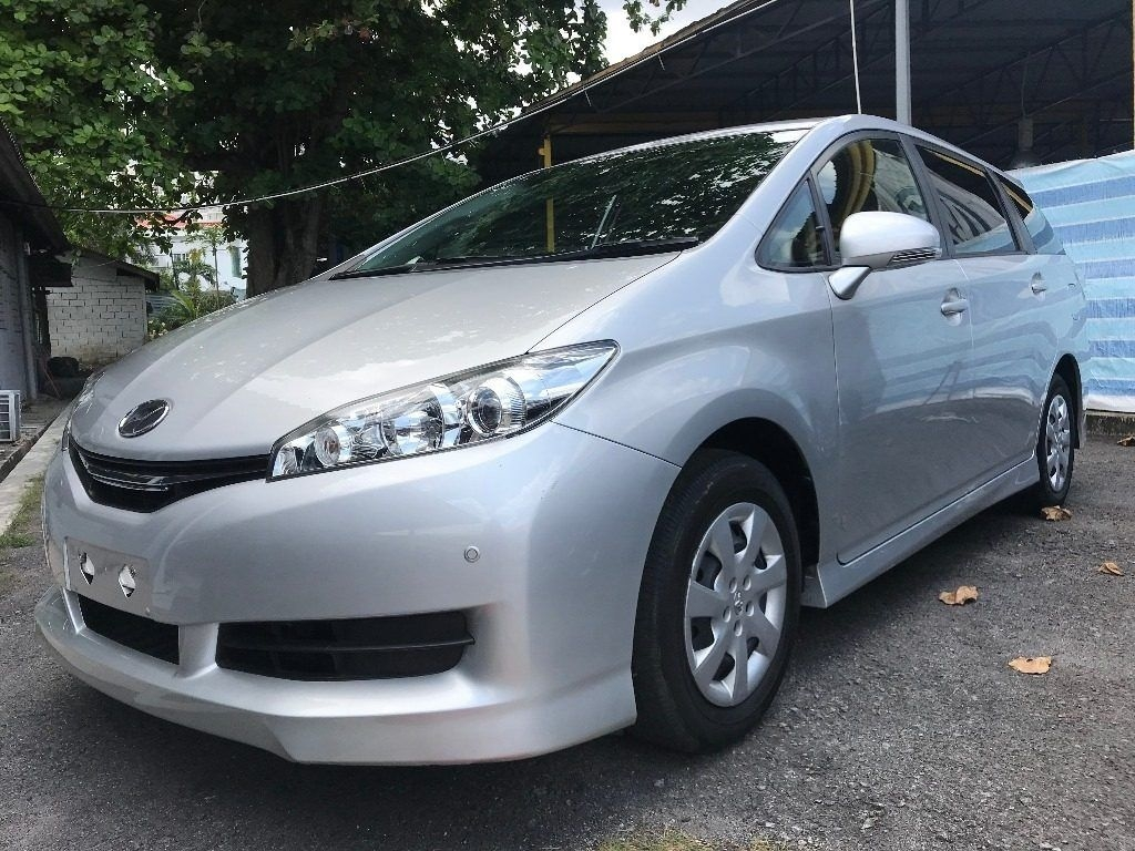 19 All New 2020 New Toyota Wish Review