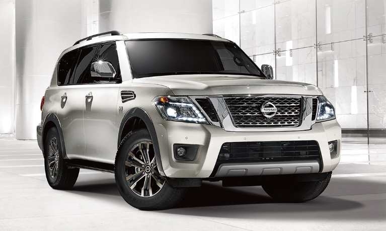 19 All New 2020 Nissan Armada Price Design and Review