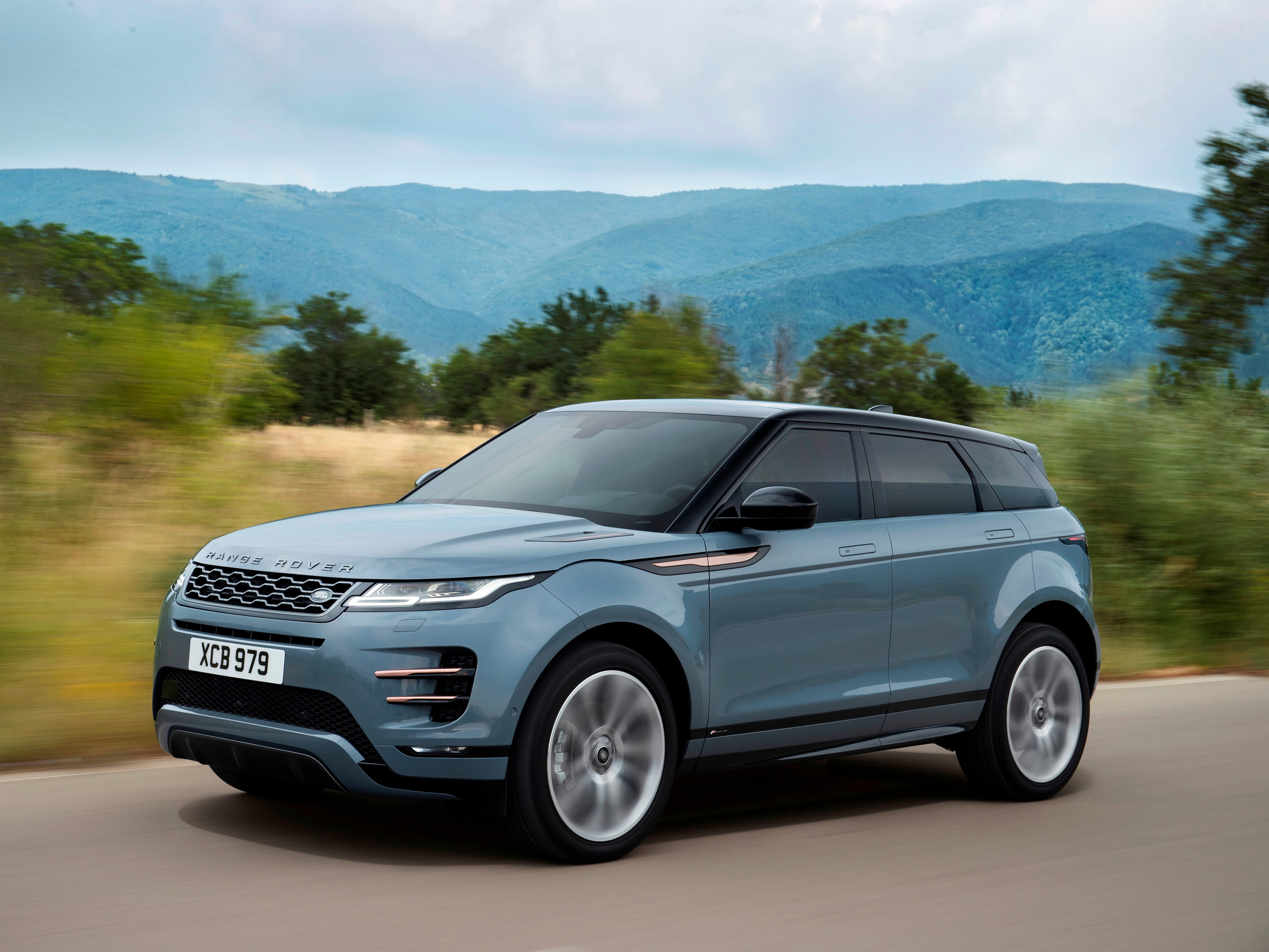 19 All New 2020 Range Rover Evoque Research New