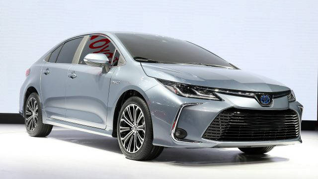 19 All New 2020 Toyota Avensis Research New