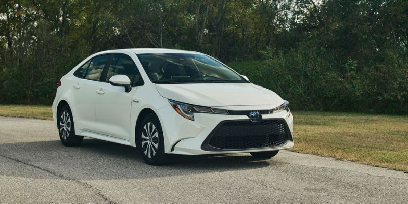 19 All New 2020 Toyota Corolla Overview