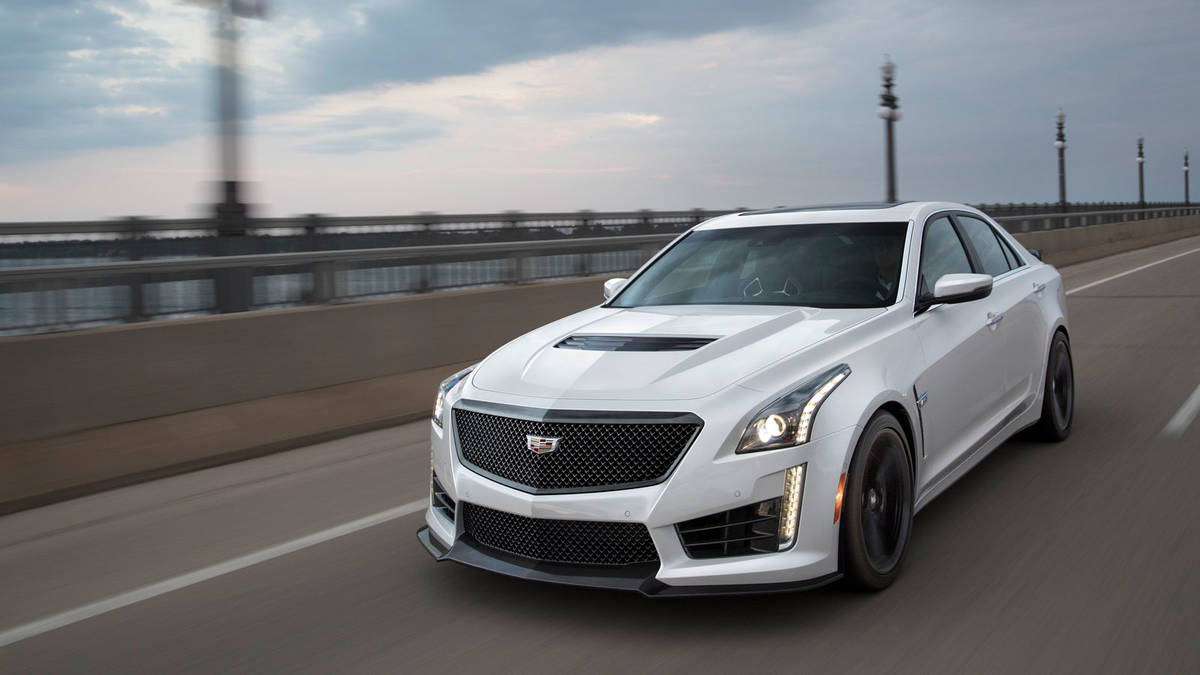 19 Best 2019 Cadillac Cts V Spesification