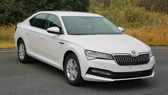 19 Best 2019 New Skoda Superb Exterior