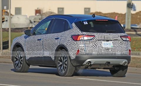 19 Best 2020 Ford Escape Model