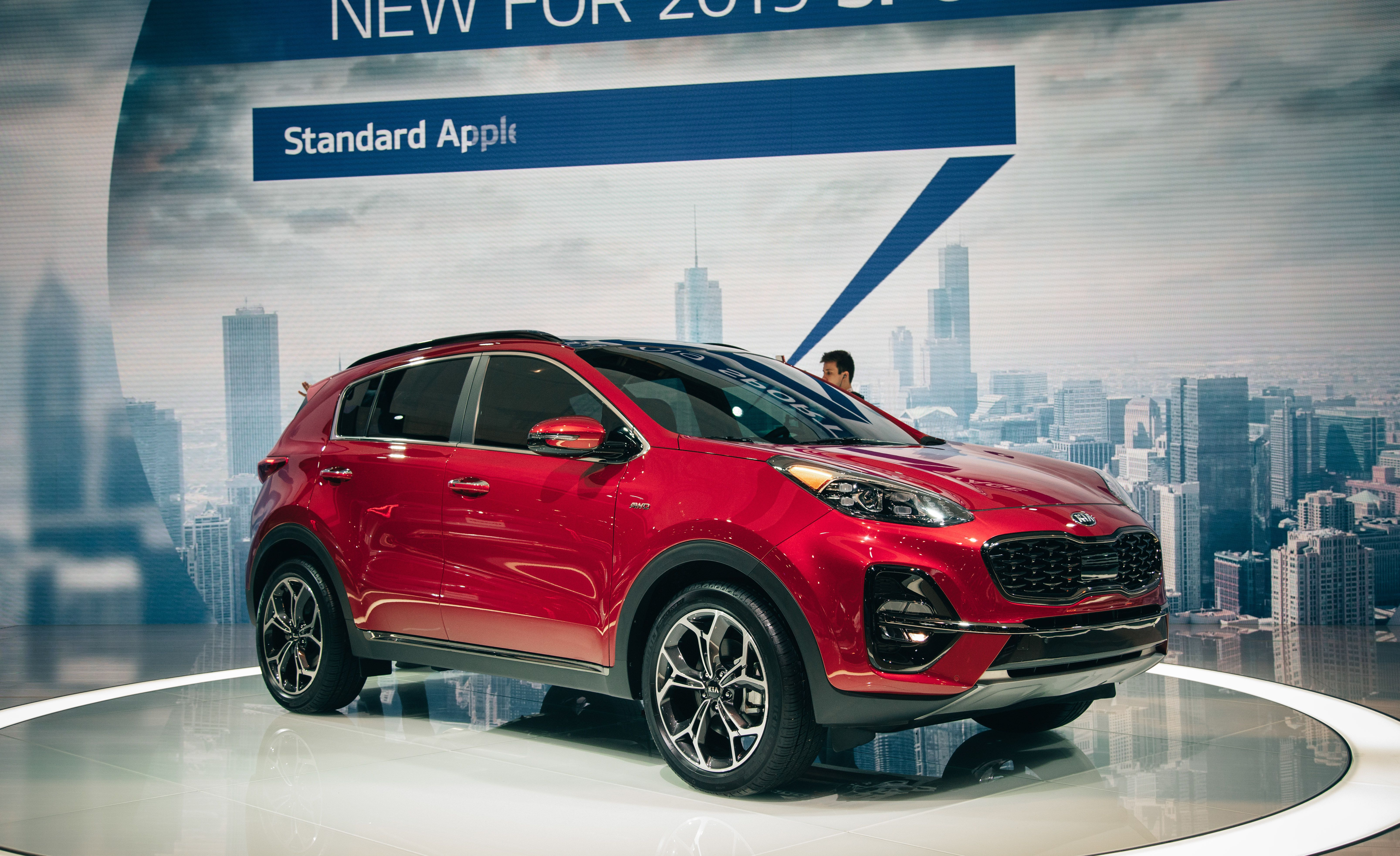 19 Best 2020 Kia Sportage New Model and Performance