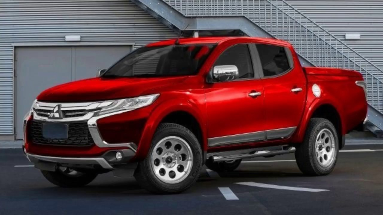 19 New 2019 Mitsubishi L200 Redesign and Review
