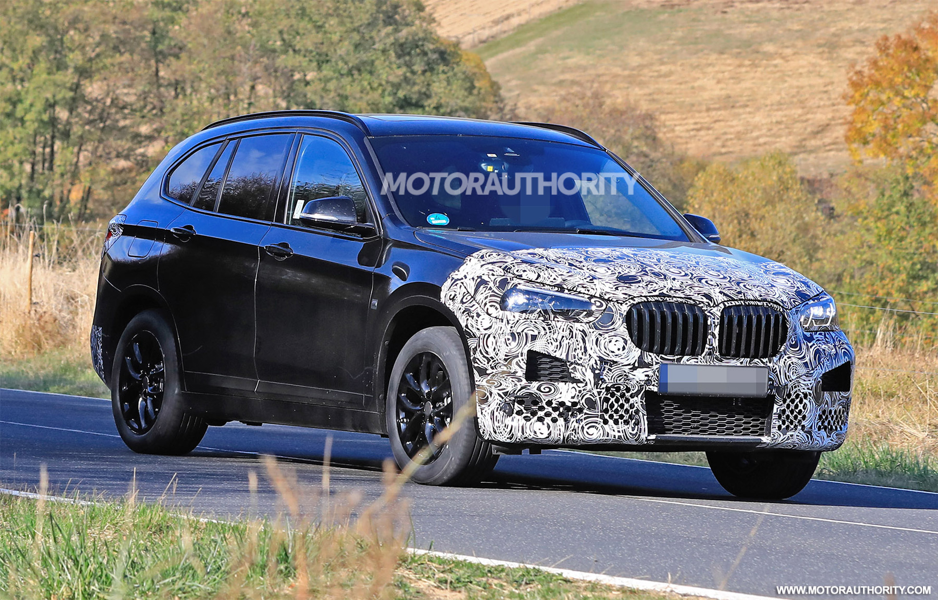 19 New 2020 BMW X1 Redesign