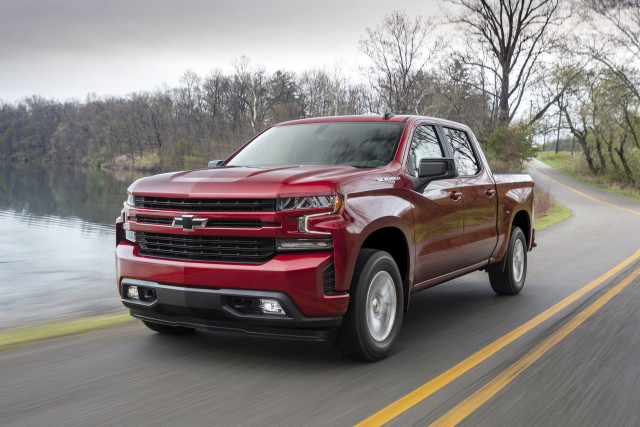 19 New 2020 Chevy Silverado 1500 First Drive