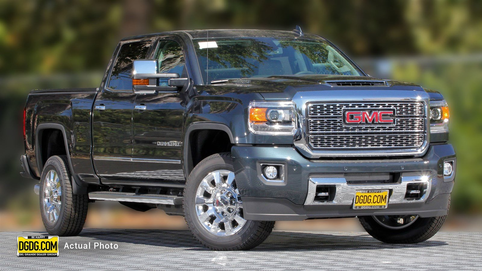 19 The 2019 GMC Sierra 2500Hd Wallpaper