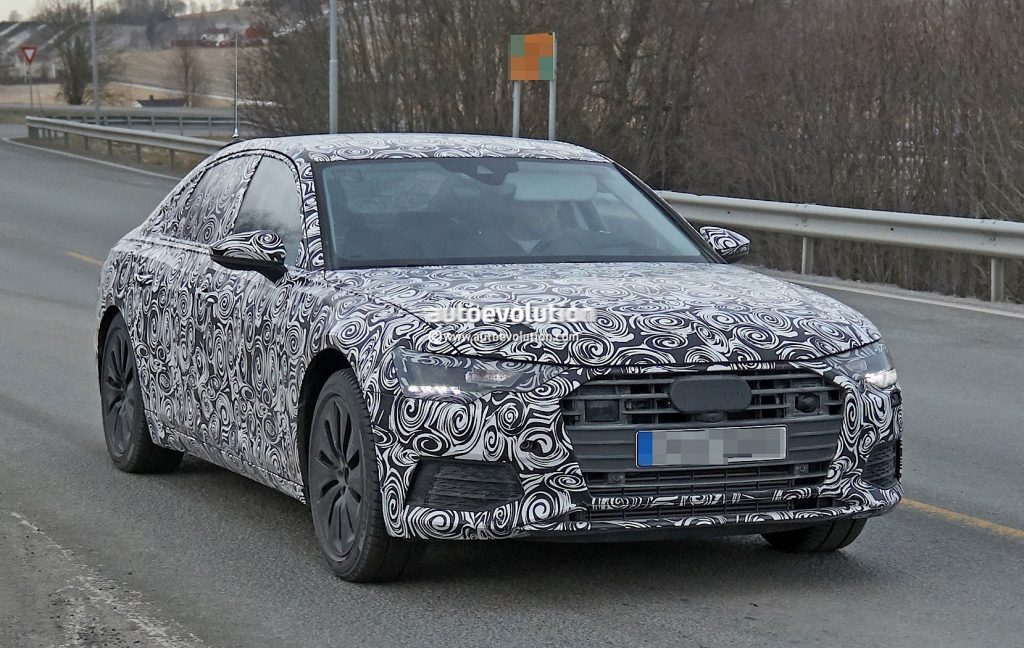 19 The 2020 Audi S4 Ratings