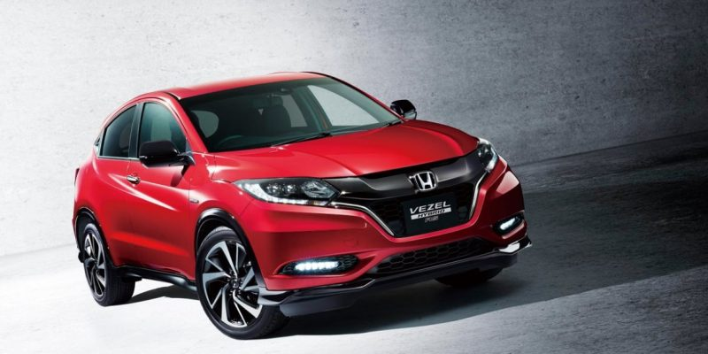 19 The 2020 Honda Vezels Images