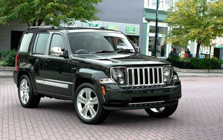19 The 2020 Jeep Liberty Configurations