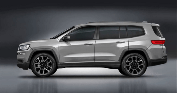 19 The 2020 Jeep Wagoneer Redesign and Concept