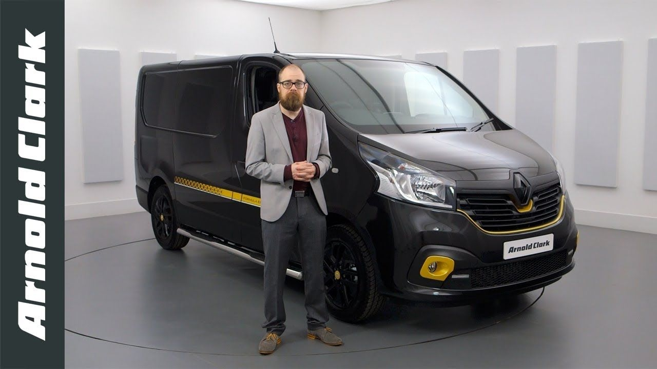 19 The 2020 Renault Trafic Overview
