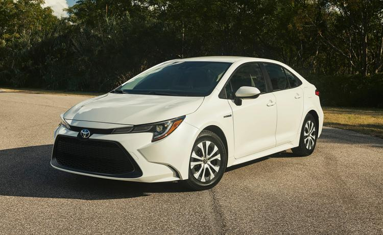 19 The 2020 Toyota Corolla Hatchback Engine