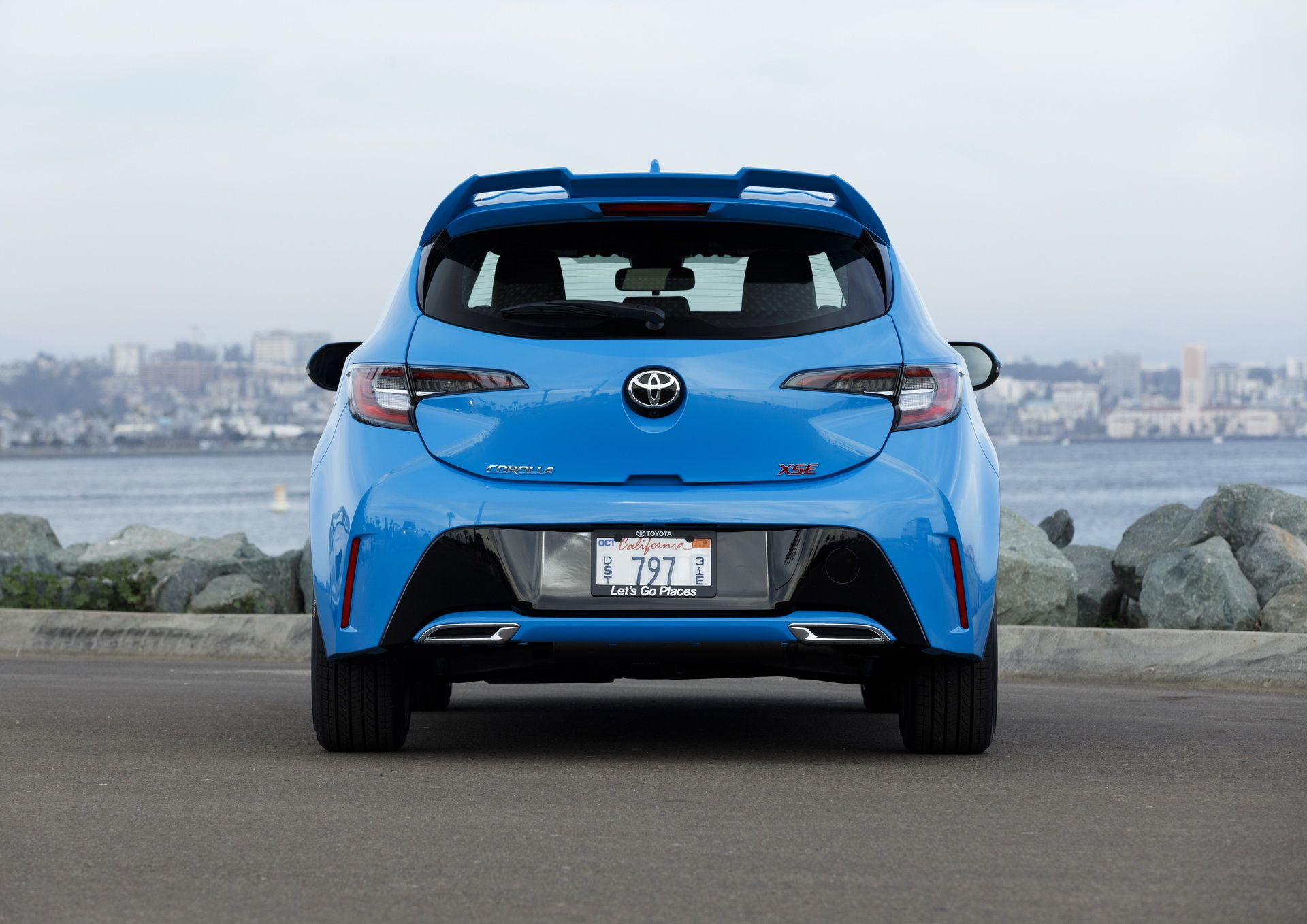19 The 2020 Toyota Corolla Hatchback Images