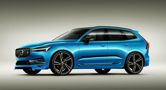 19 The 2020 Volvo XC60 New Model and Performance