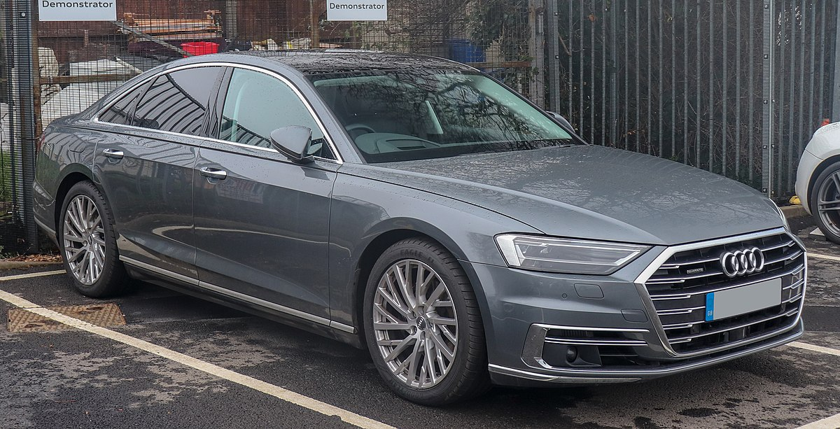 19 The Audi A8 Price and Review