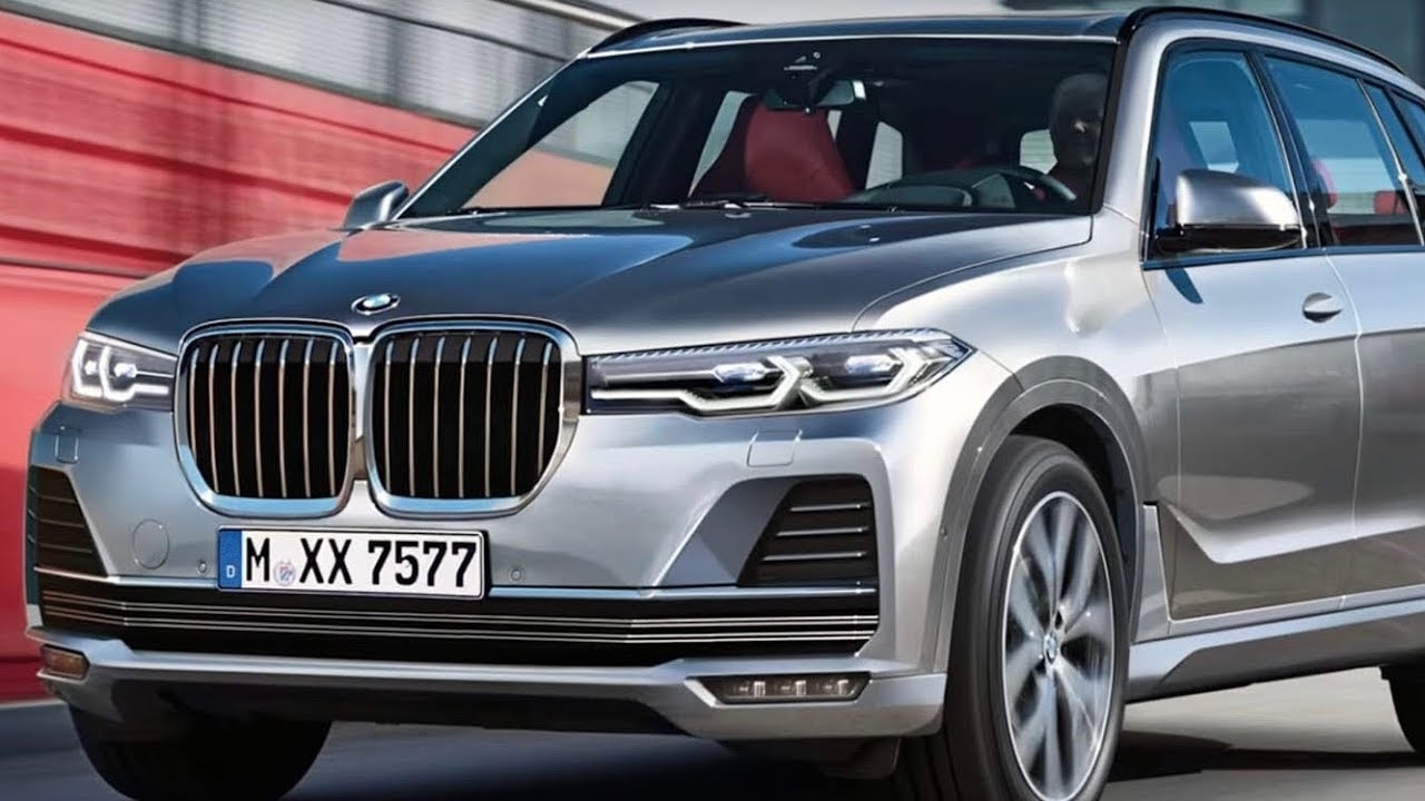 19 The Best 2019 BMW X7 Suv Series New Concept