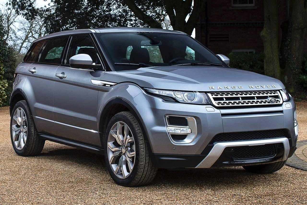 19 The Best 2019 Range Rover Evoque Xl Picture