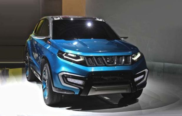 19 The Best 2019 Suzuki Grand Vitara Release