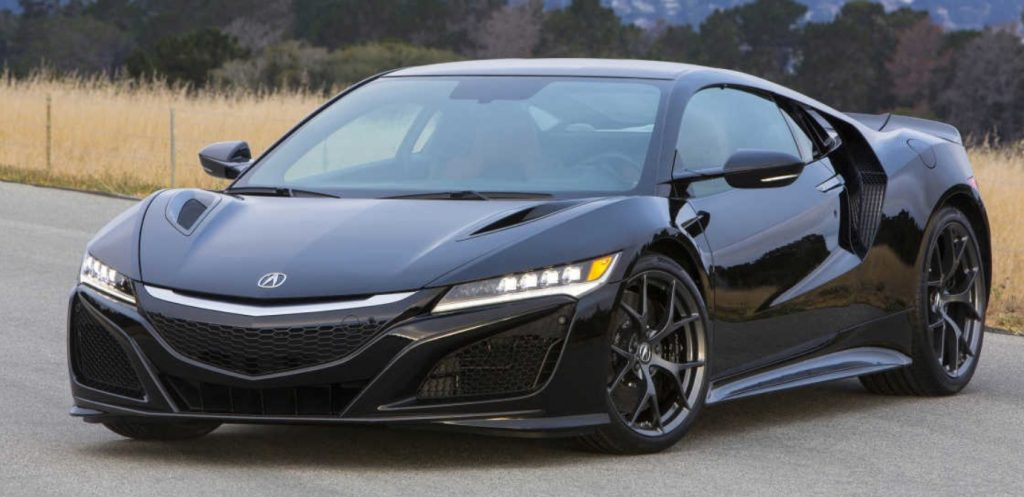 19 The Best 2020 Acura Nsx Type R Interior