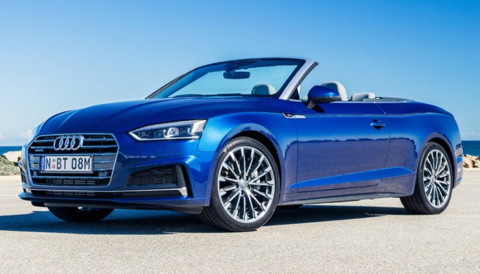19 The Best 2020 Audi Rs5 Cabriolet Performance and New Engine
