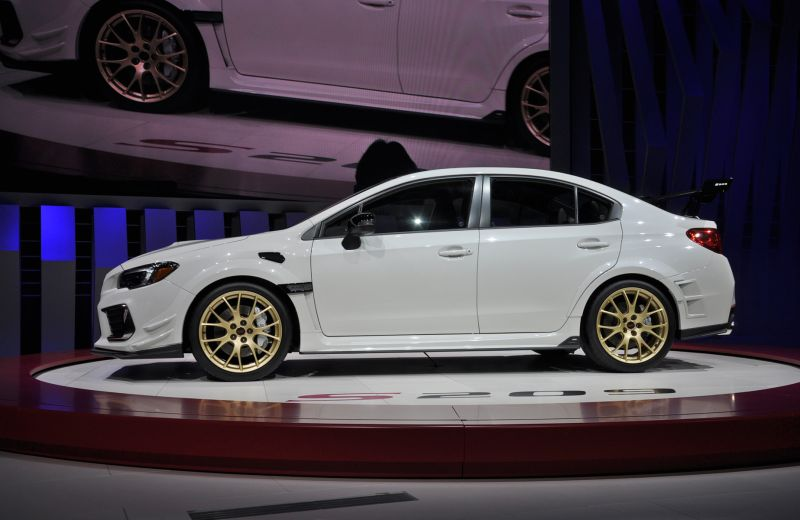 19 The Best 2020 Subaru WRX STI Images