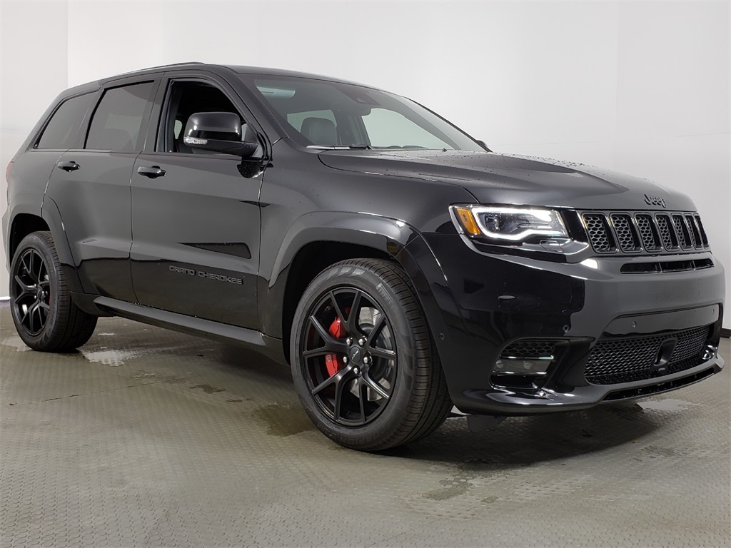 19 The Jeep Grand Cherokee New Model and Performance