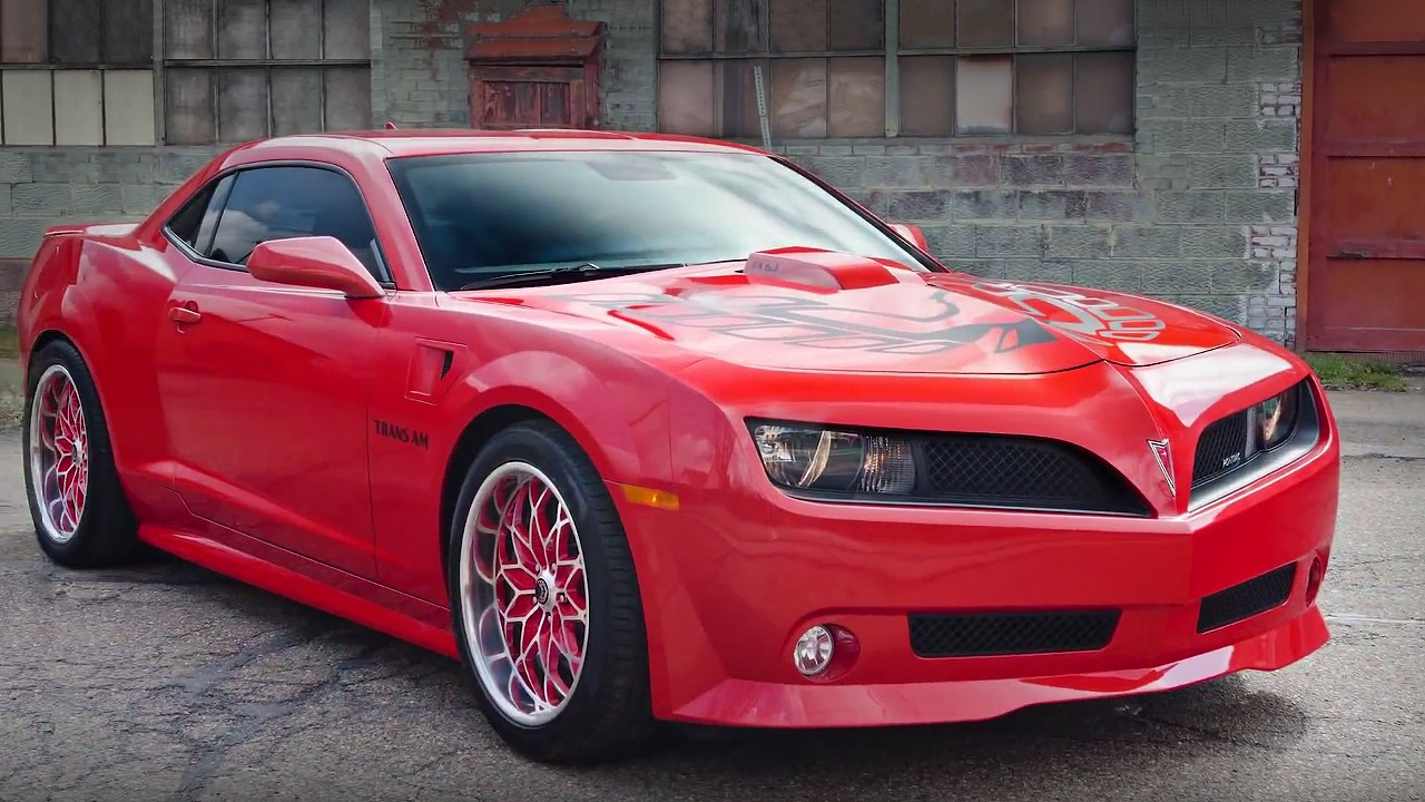 20 A 2019 Pontiac Firebird Trans Am Pricing
