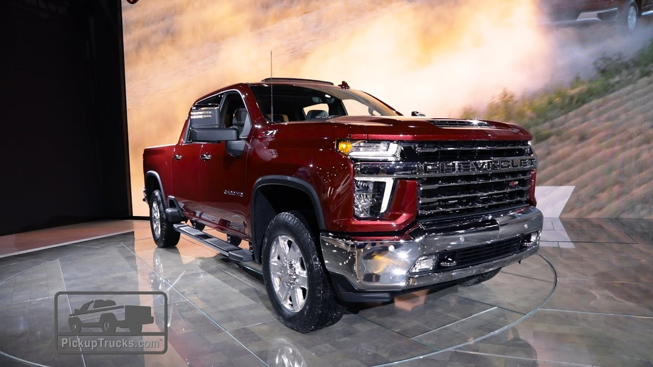 20 A 2020 Chevy 2500Hd Concept and Review