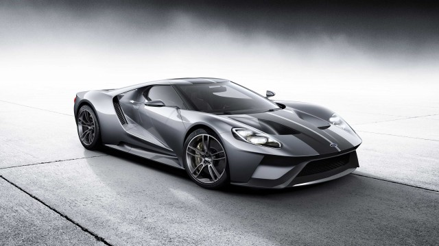20 A 2020 Ford GT Performance