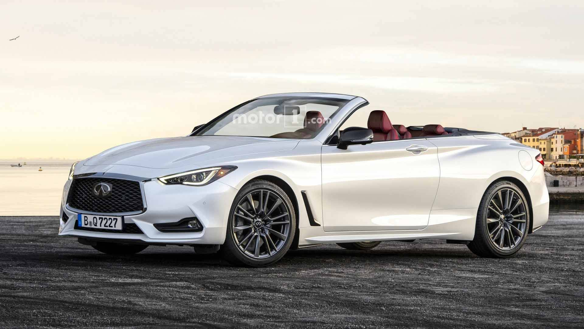 20 A 2020 Infiniti Q60 Coupe Convertible Reviews
