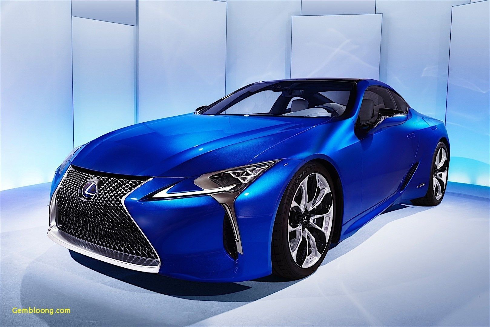 20 A 2020 Lexus LF LC Ratings
