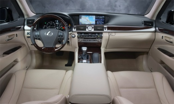 20 A 2020 Lexus Ls 460 Exterior and Interior