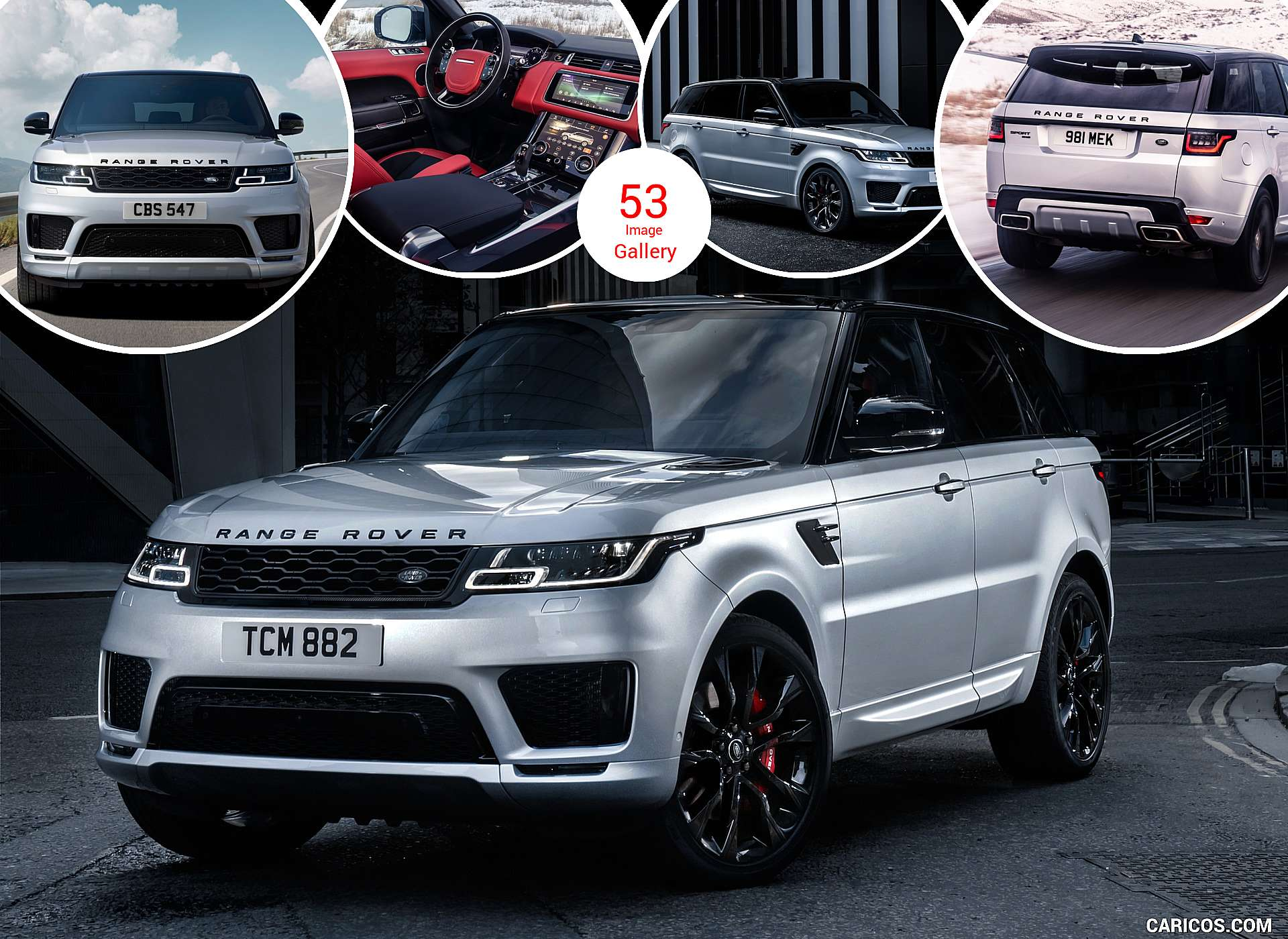 20 A 2020 Range Rover Sport Exterior and Interior